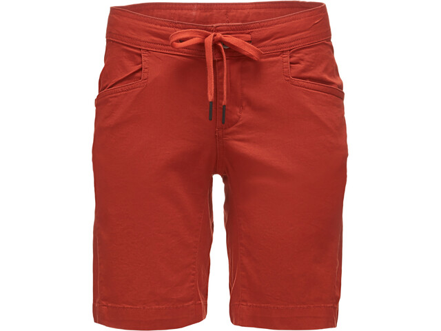Black Diamond Credo Korte Broek Dames, burnt sienna